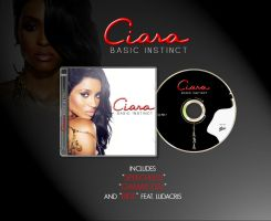Ciara 'Basic Instinct' Promo by Toblerone22
