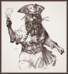 Catbeard the Pirate by TsaoShin