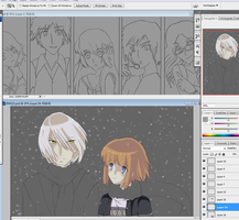 WIPs by Temima