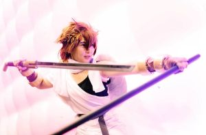 Pitt (Kid Icarus) by little-aeche
