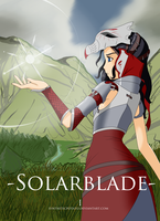 Solarblade by SyntheticPotato