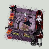 Halloween for the Gothics by SuliannH