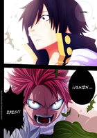 Collab - Fairy Tail 208 by ZeroooArt