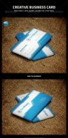 Creative Business Card by nazdrag