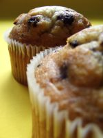 Blueberry Muffins by PhilipCapet