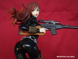 BLACK WIDOW Covert Ops Ver. by mixnuts