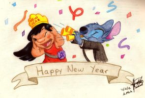 Happy new year! by IMArellano