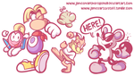Rayman and the Nobodies by JamesmanTheRegenold