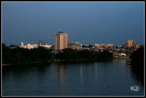 Downtown  Montgomery by Alabamaphoto