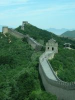 Great Wall of China2 by vampirekiki