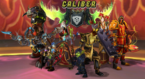 Guild Banner WoW Caliber by vegasama