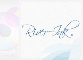 Logo for River Ink by yearuzzaman