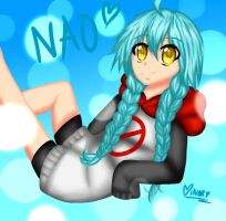 Contest prize for NAO-MAO by Anorha-Nono