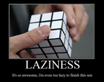 Laziness by EvilWeevil7