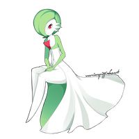 PokeCollab: Gardevoir by warriorgriffinheart