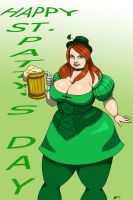 HAPPY ST. PATTY'S DAY by LordAltros