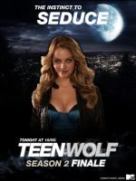 Erica - Teen Wolf Season 2 Finale poster by FastMike