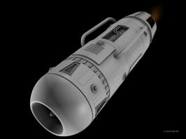 Starship Engine WIP 2 by 2753Productions