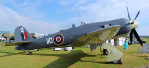 Hawker Sea Fury FB.11 by Daniel-Wales-Images