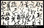 Calligraphy III - PS7+ by Ch4ron
