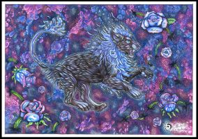 King of wild roses by enerai