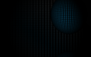 dcrModBlueGlobe - wallpaper by drankinatty