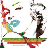 30 Marilyn Monroe Quotes Pop Art Posters by Designbolts
