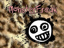 MonsterFreak by swineandroses