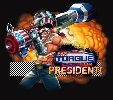 Torgue for President! by jokoso