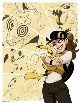 Trainer Kate! by CPTBee