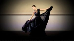 Emma Watson Face the music and Dance in colour by Dave-Daring