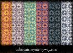 Grungy Vintage Patterns Part 2 by WebTreatsETC