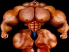 Extreme Muscularity Syndrome - Bigger by n-o-n-a-m-e