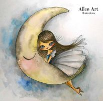 illustration art by alice art illustrations by aliceartsweet