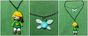 link necklace by kunoo