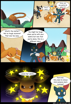 The day I met you -page 1- by PKM-150
