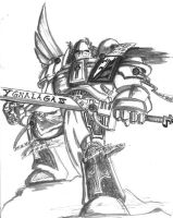 Me as a Grey Knight by PanzerSamurai