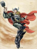 Thor Thursday 17 by dichiara