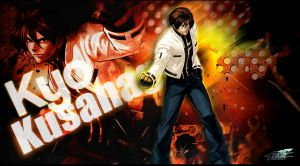 THe King Of Fighters 13 Ex Kyo wallpaper by KaboXx