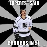 Canucks in 5? by AStein35
