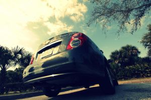 Chevy Sonic by rbnsncrs