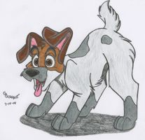 Puppy Dodger Awesomeness! by SegaDisneyUniverse