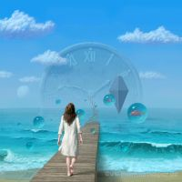 And Time Stood Still by Acrylicdreams
