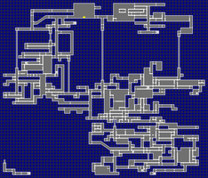 Super Metroid Map on GBA by RoSohryu