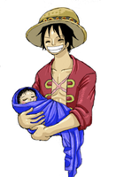 luffy got... by heivais