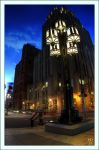 Montreal at Night 24 by Pathethic