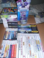 Remaining boxed Nintendo games sale by SEGAMew