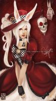 .:RanCiD - White Rabbit:. by Echelon-X