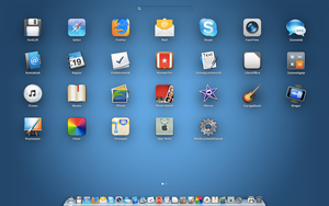My OS X dock icon set by TigerCat-hu