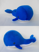 Giveaway: Whale whale, whale, what have we here? by thetypeofpony